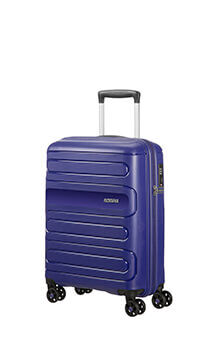 b3c26aaa4 American Tourister Sunside Spinner 55cm Navy. Equipaje de Cabina