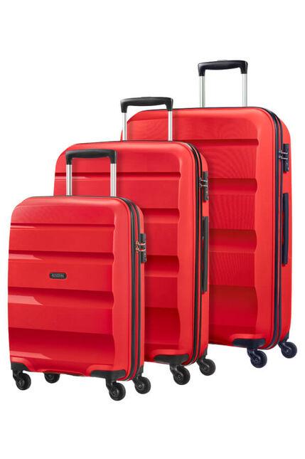 Bon Air 3 PC Set A  Magma Red
