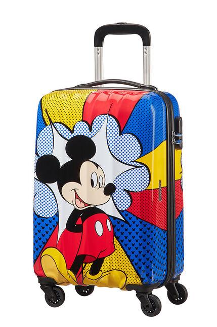 641801758 Disney Legends Maleta Spinner (4 ruedas) 55cm | American Tourister