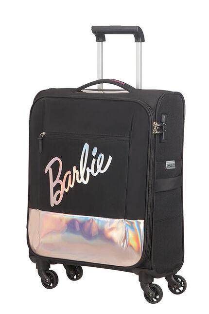 Modern Glow Barbie Maleta Spinner (4 ruedas) 55cm