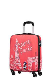 c8e230137 American Tourister Disney Legends Spinner Alfatwist 2.0 55cm Take Me Away  Minnie Paris. Equipaje de Cabina