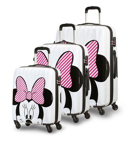 Hypertwist 3 PC Set B Disney  Minnie Stripes