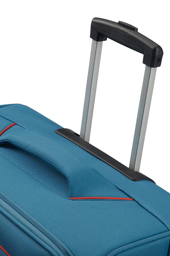 Holiday heat maleta spinner 4 ruedas 67cm american - Maletas blue star ...