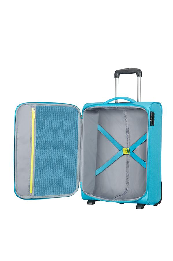 Joyride maleta upright 2 ruedas 55cm american tourister - Maletas blue star ...