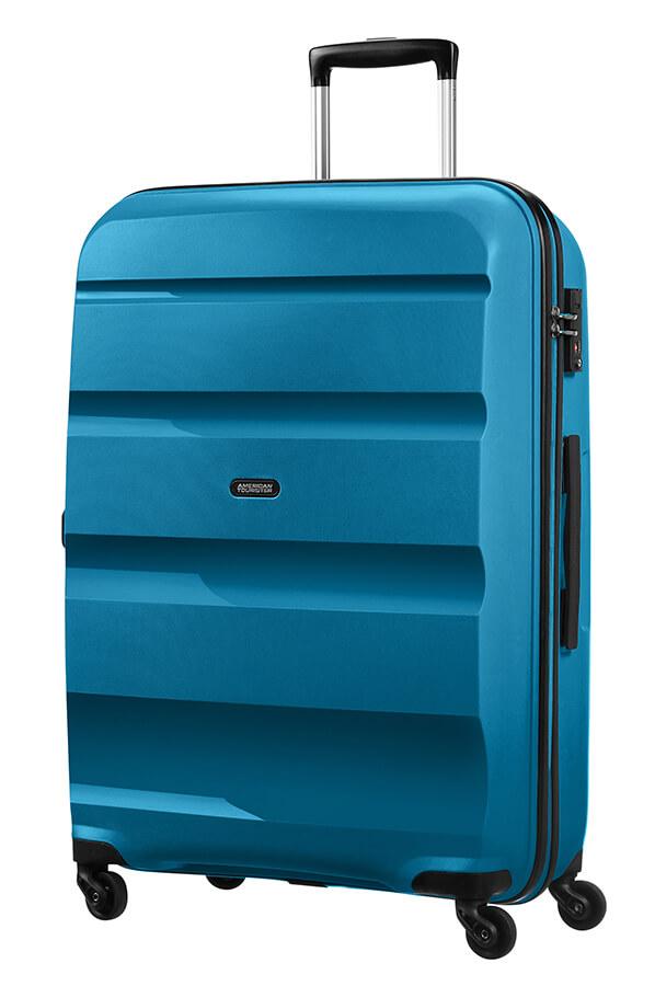Bon air maleta spinner 4 ruedas 75cm american tourister - Maletas blue star ...