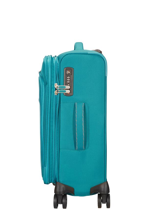 Airbeat maleta spinner expansible 4 ruedas 55cm - Maletas blue star ...