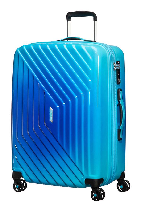 Air force 1 maleta spinner expansible 4 ruedas 66cm - Maletas blue star ...