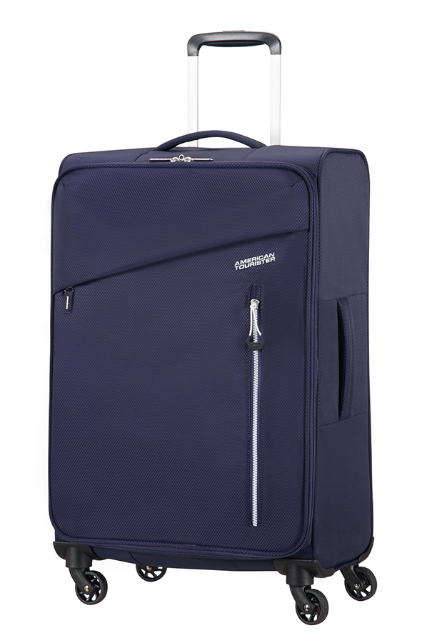 Litewing maleta spinner 4 ruedas 70cm american tourister - Maletas blue star ...