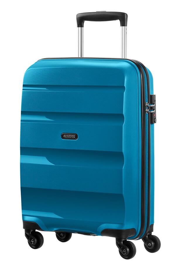 Bon air maleta spinner 4 ruedas 55cm american tourister - Maletas blue star ...