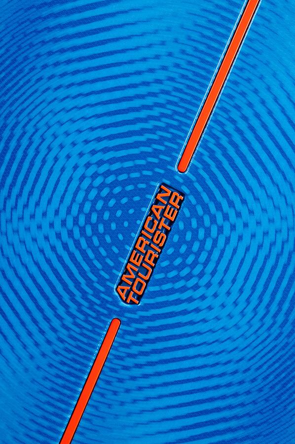 Technum maleta spinner 4 ruedas 55cm american tourister - Maletas blue star ...