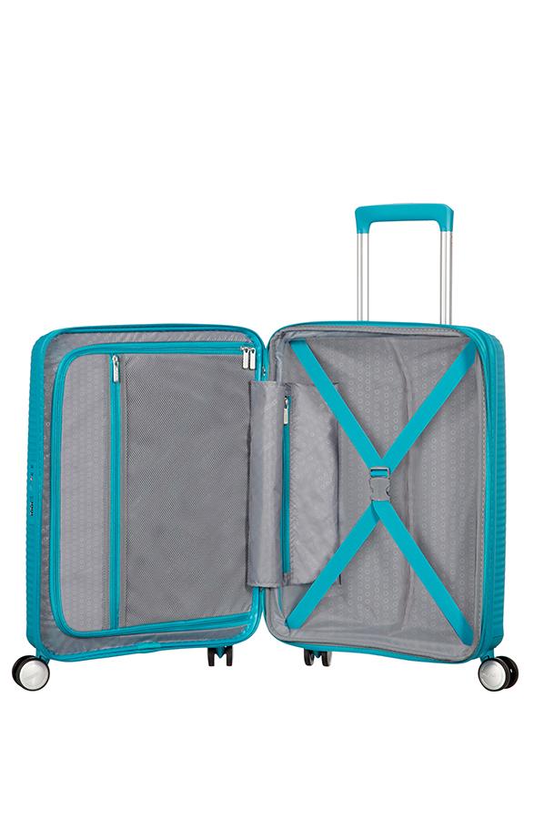 Soundbox maleta spinner expansible 4 ruedas 55cm - Maletas blue star ...