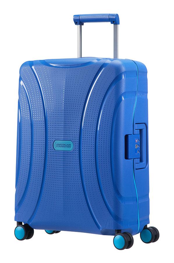 Lock 39 n 39 roll maleta spinner 4 ruedas 55cm american - Maletas blue star ...