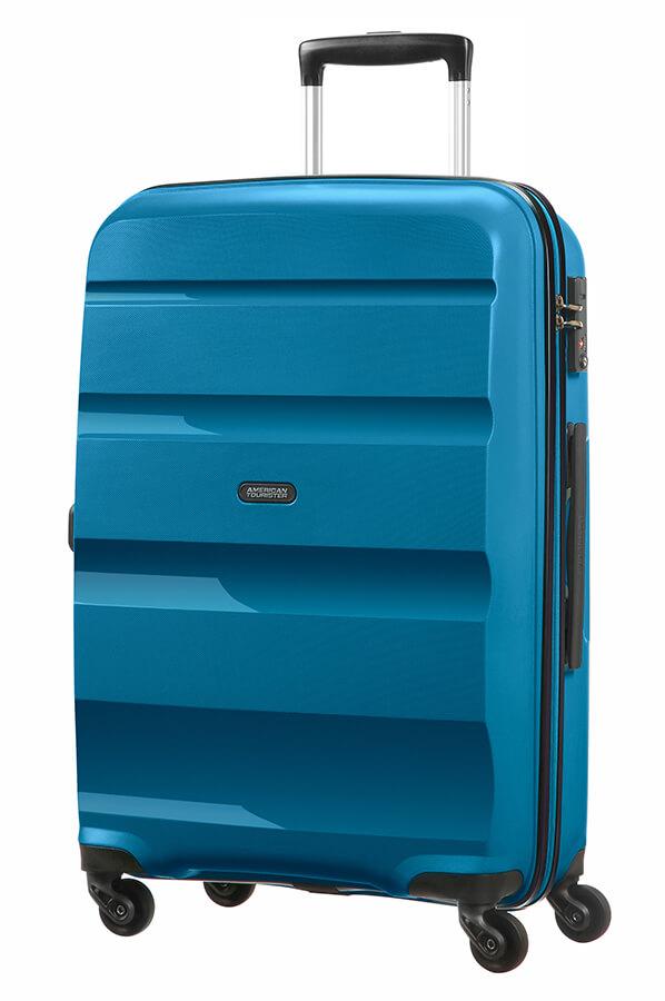 Bon air maleta spinner 4 ruedas 66cm american tourister - Maletas blue star ...