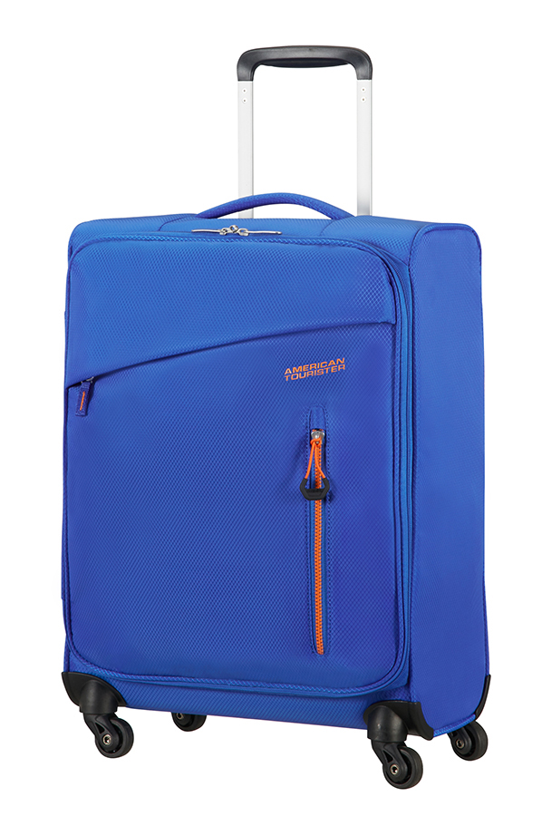 Litewing maleta spinner 4 ruedas 55cm american tourister - Maletas blue star ...