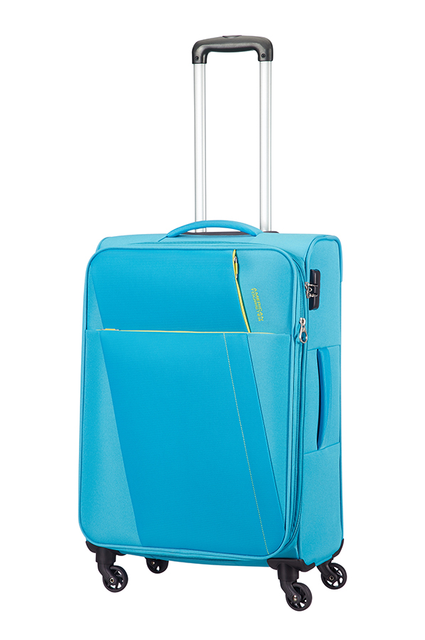 Joyride maleta spinner expansible 4 ruedas american - Maletas blue star ...
