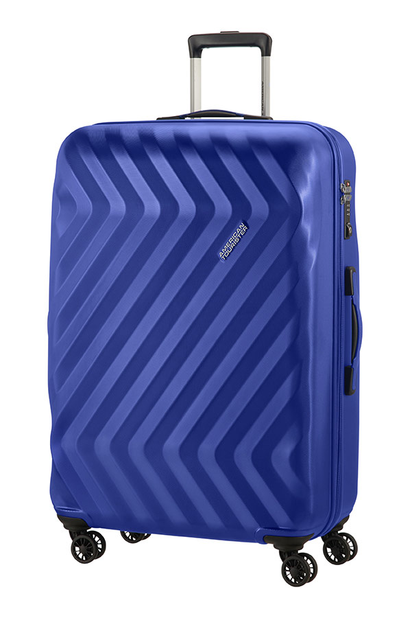 Ziggzagg maleta spinner 4 ruedas 77cm american tourister - Maletas blue star ...