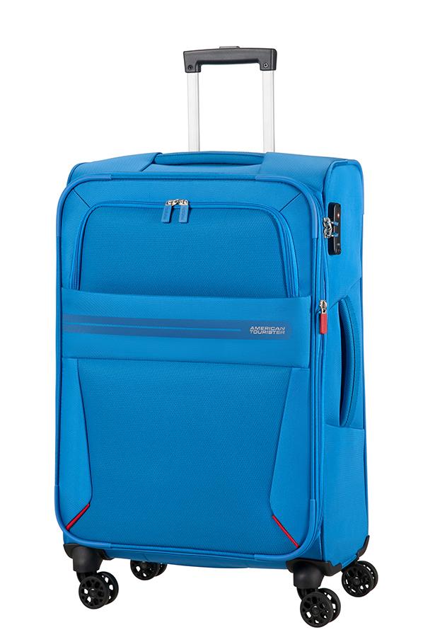 Summer voyager maleta spinner expansible 4 ruedas 68cm - Maletas blue star ...