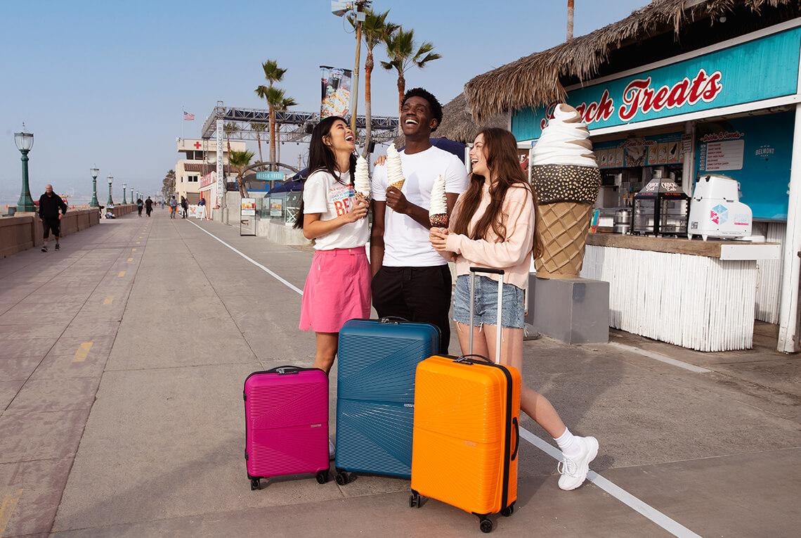 Maletas Baratas Y Resistentes American Tourister